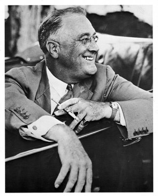 fdr franklin roosevelt car cigarette holder